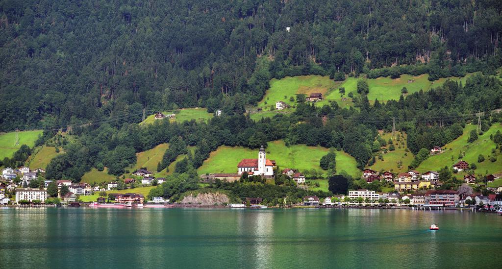 Vierwoudstedenmeer Luzern