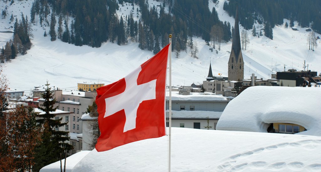 Davos Zwitserland