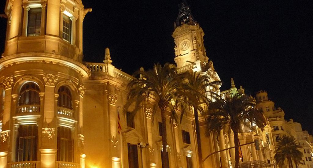 Gemeentehuis Valencia