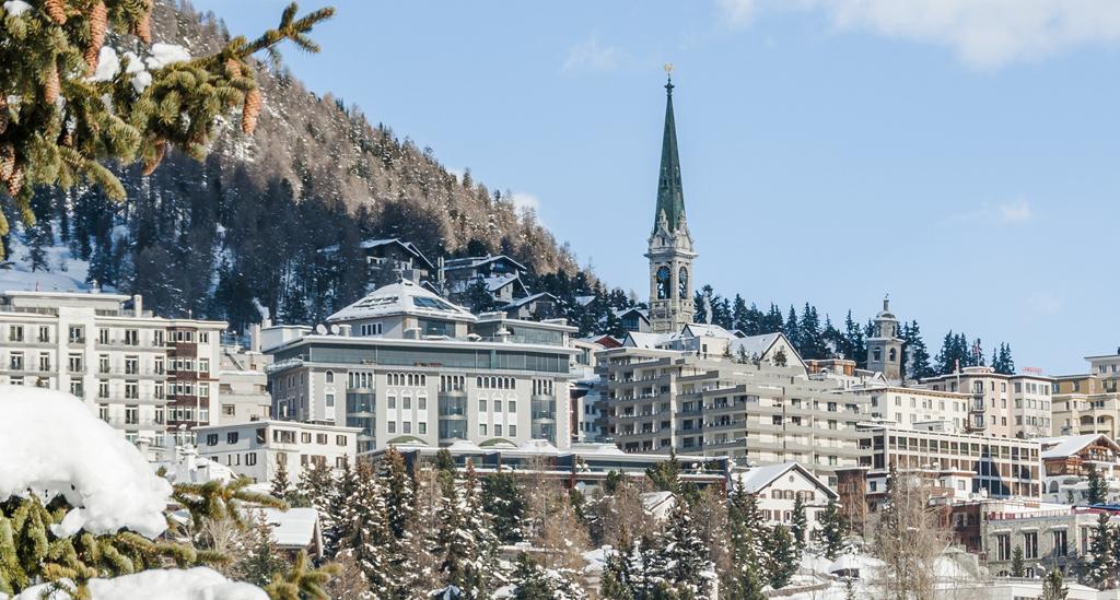 Wintersprookje Zwitserland