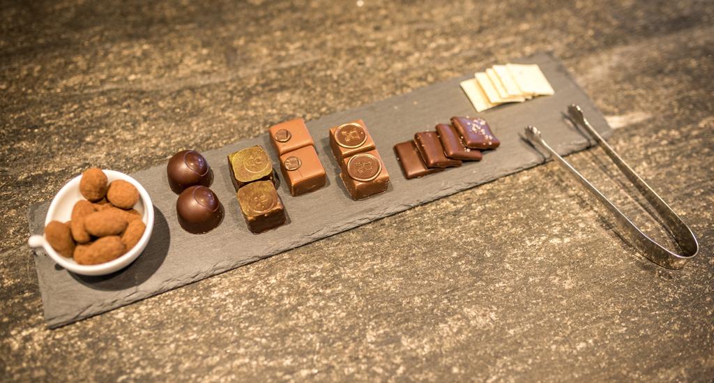 Zwitserse Chocolade