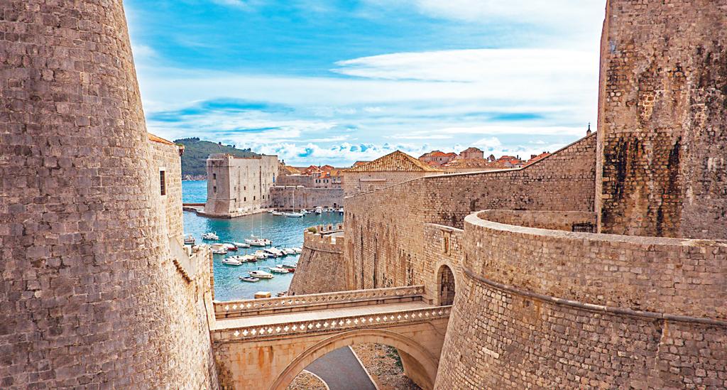 Dubrovnik omwalling