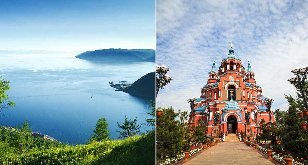 Baikalmeer-Irkutsk