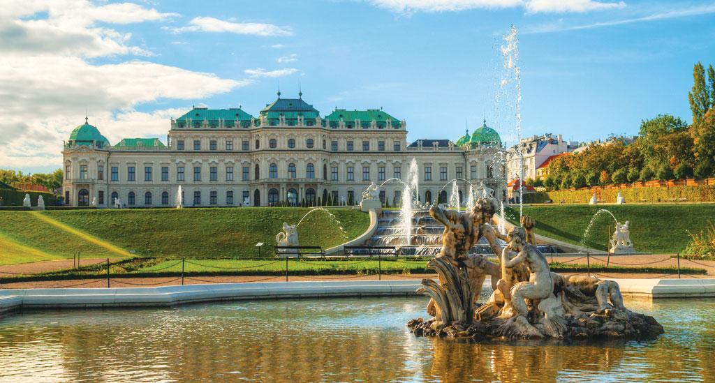 Belvedere Paleis Wenen