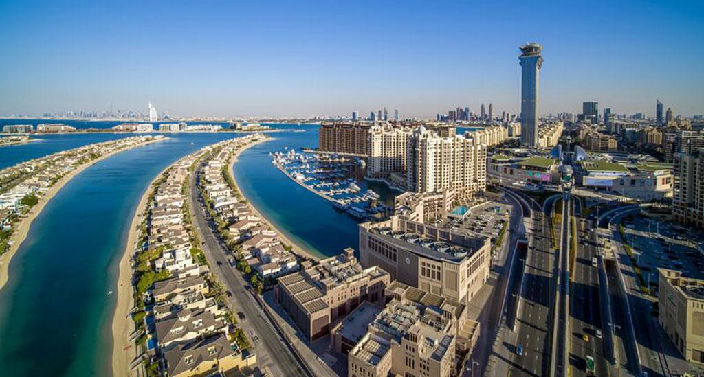 Dubai Palmeiland Jumeirah