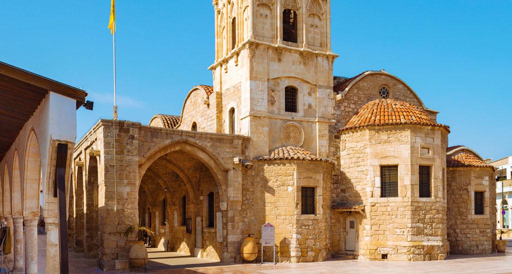 Larnaka Agios Lazaros kerk