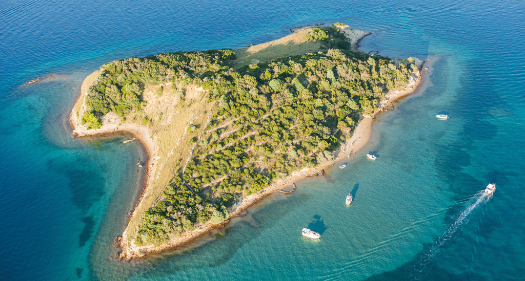 "Het prachtige eiland Rab ""Happy Rab"""