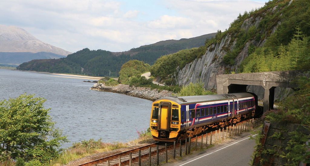 Scotrail Kyle Line