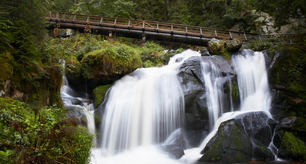Watervallen-Triberg