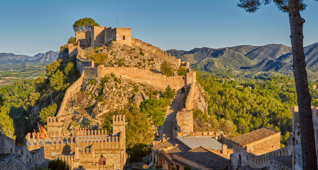 Castle of Xativa