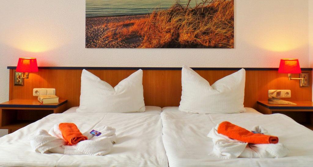 Hotelkamer van hotel Seeblick